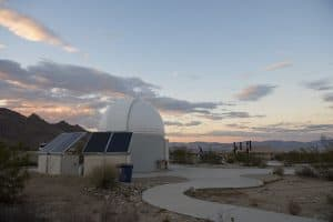 Sky's The Limit Observatory at Joshua Tree National Park